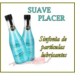 AP- ACEITE LUBRICANTE DUAI  SMOOTHESS PLEASURE 260ML.
