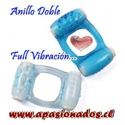 AP- Anillo Peneano Love Time Celeste