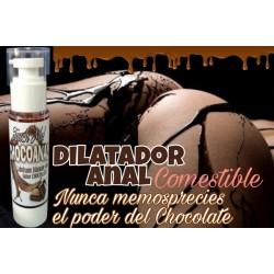 Lubricante Dilatador CHOCOANAL 100ML TOUCH ME!