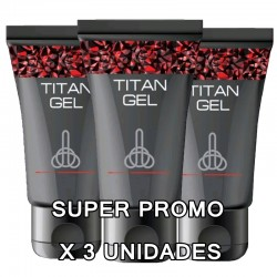 AP - TRIPLE PACK TITAN GEL