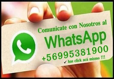 Con Solo un Click ACÁ, Te comunicarás con Nosotros !  :)